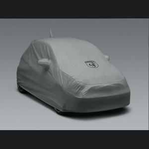 FIAT 500 Custom Vehicle Cover - Outdoor - Fitted/ Deluxe - Mopar - ABARTH Only