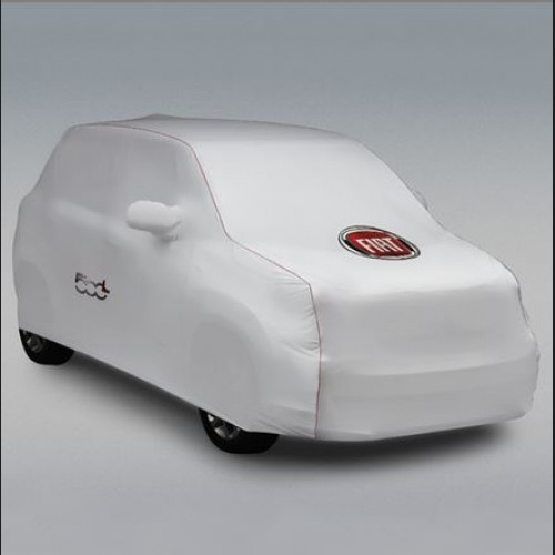 FIAT 500L Custom Vehicle Cover - Indoor - Fitted/ Deluxe - Mopar