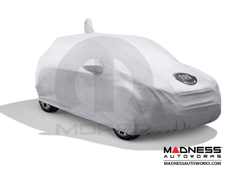 FIAT 500X Custom Vehicle Cover - Outdoor - Fitted/ Deluxe - Mopar