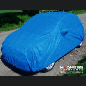 Fiat 600 Classic Custom Vehicle Cover - Indoor - Fitted/ Deluxe - Sahara - CoverZone