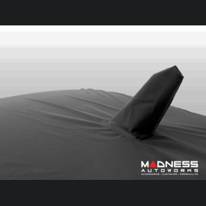 FIAT 500 Custom Vehicle Cover - Fitted/ Deluxe - SILA Concepts