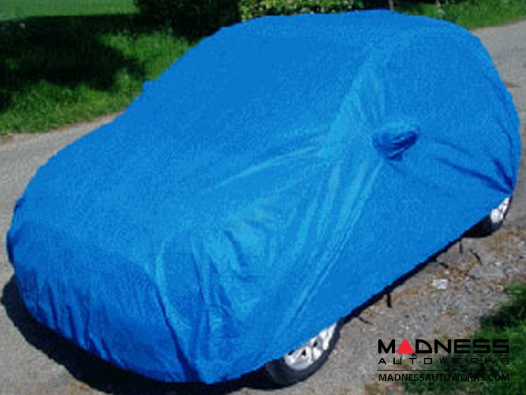 FIAT 500 Custom Vehicle Cover - Indoor - Fitted/ Deluxe - Sahara - CoverZone