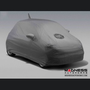 FIAT 500 Custom Vehicle Cover - Outdoor - Fitted/ Deluxe - Mopar