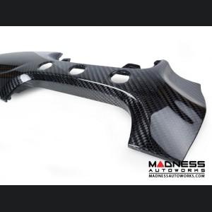 FIAT 500 Custom Dashboard - Carbon Fiber - RHD