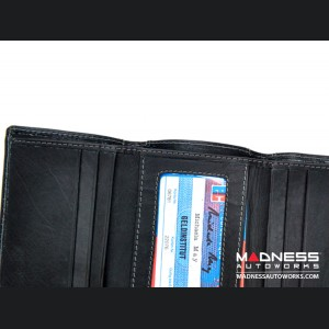 Carbon Fiber Wallet - Tri Fold