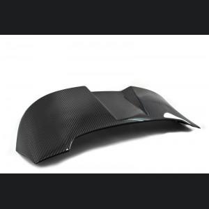 FIAT 500 Roof Spoiler - Carbon Fiber - Estremo