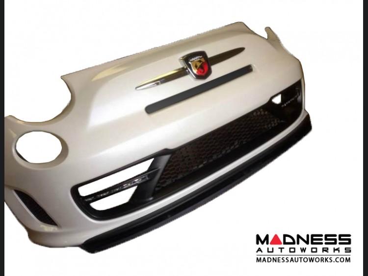 Fiat 500 Abarth 500t Bumper Grill Insert Cavallino