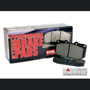 FIAT 124 Brake Pads by Centric - Rear - Posi Quiet