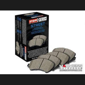FIAT 500X Brake Pads - StopTech Street - Front