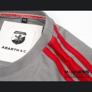 Classic ABARTH T Shirt - Vintage Design - Piccola Cattiva
