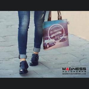 Classic Fiat 500 Shopping Bag - PVC - Classic Fiat Cinquecento