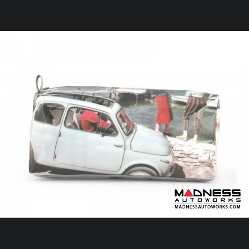Classic Fiat 500 Pen Case - PVC - Dock