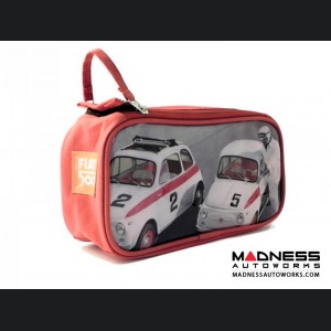 Classic Fiat 500 Beauty Case - PVC - Sport