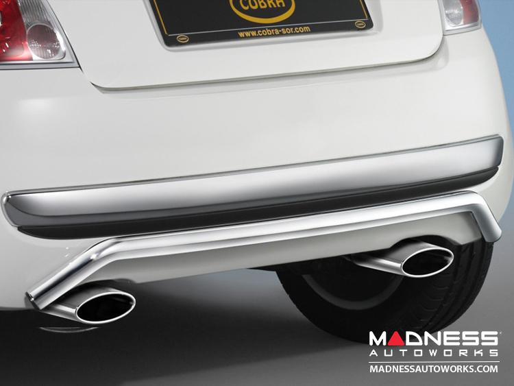 FIAT 500 Rear Bumper Guard by Cobra