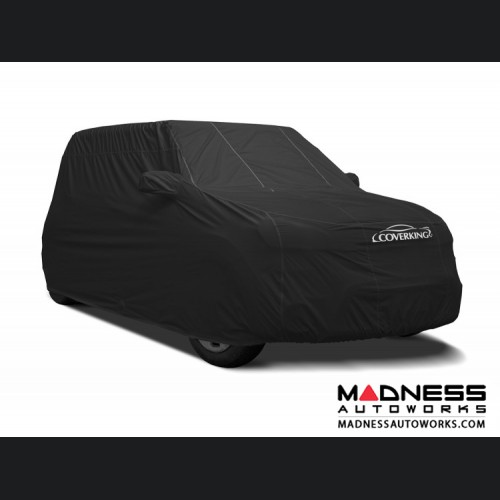FIAT 500 Custom Vehicle Cover - Stormproof - Black