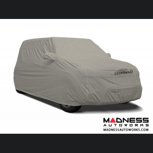 FIAT 500 Custom Vehicle Cover - Stormproof - Gray