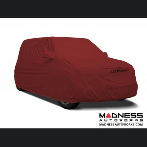 FIAT 500 Custom Vehicle Cover - Stormproof - Red
