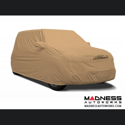 FIAT 500 Custom Vehicle Cover - Stormproof - Tan