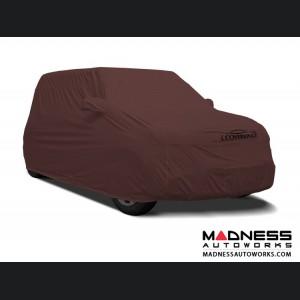 FIAT 500 Custom Vehicle Cover - Stormproof - Wine