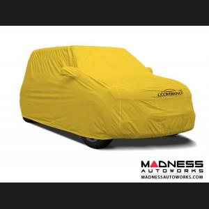 FIAT 500 Custom Vehicle Cover - Stormproof - Yellow