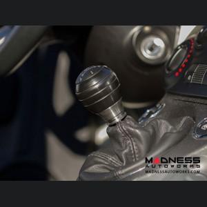 FIAT 500 Short Shift Kit + Gear Shift Knob Combo