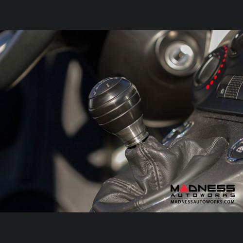 FIAT 500 Short Shifter Kit + Gear Shift Knob Combo