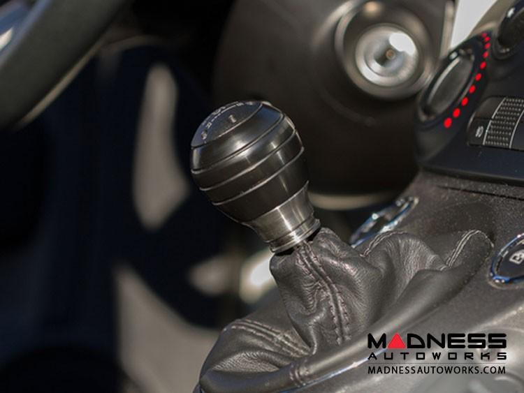 FIAT 500T/ ABARTH Short Shift Kit + Gear Shift Knob Combo