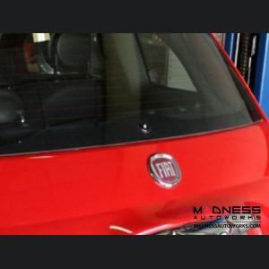 FIAT 500 Rear Wiper Delete