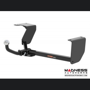 """FIAT 500 Trailer Hitch - Hitch includes 2"""" Euromount"""