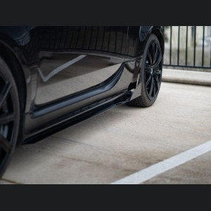 FIAT 500 Side Skirt Extensions