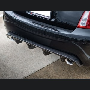 FIAT 500 Performance Exhaust by MADNESS - 1.4L Turbo - Cat-Back - Dual Exit - Lusso - Polished Slash Cut Tips