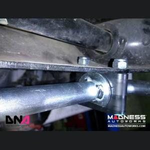 FIAT 500 Rear Torsion Bar Kit - Adjustable - EU Model