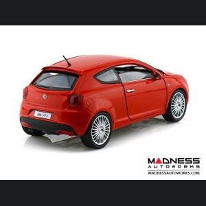 Alfa Romeo Mito - Red 1:24