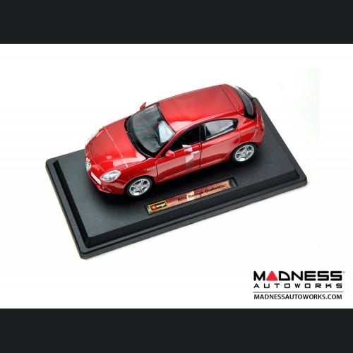 Alfa Romeo Giulietta - Red1:24