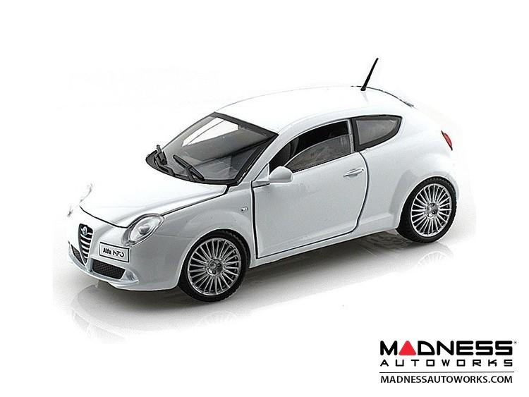 Alfa Romeo Mito - White 1:24