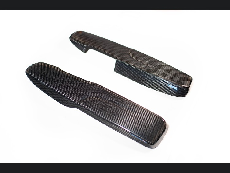 FIAT 500 Interior Door Panel Kit - Carbon Fiber