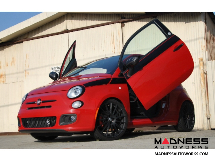 FIAT 500 Vertical Door Conversion Kit  FIAT 500 Parts and Accessories