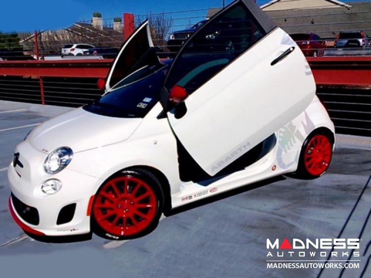 ... FIAT 500 Vertical Door Conversion Kit ...
