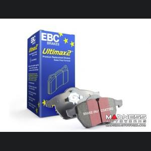 FIAT 500 Brake Pads by EBC - Rear - Ultimax2