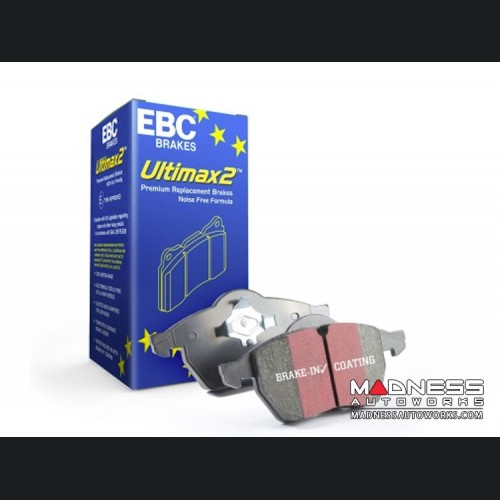 FIAT 124 Brake Pads - EBC - Front - Ultimax2