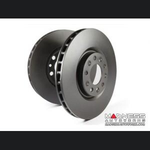 FIAT 500 Brake Rotors - EBC - Front - 1.4L Multi Air Turbo Engine