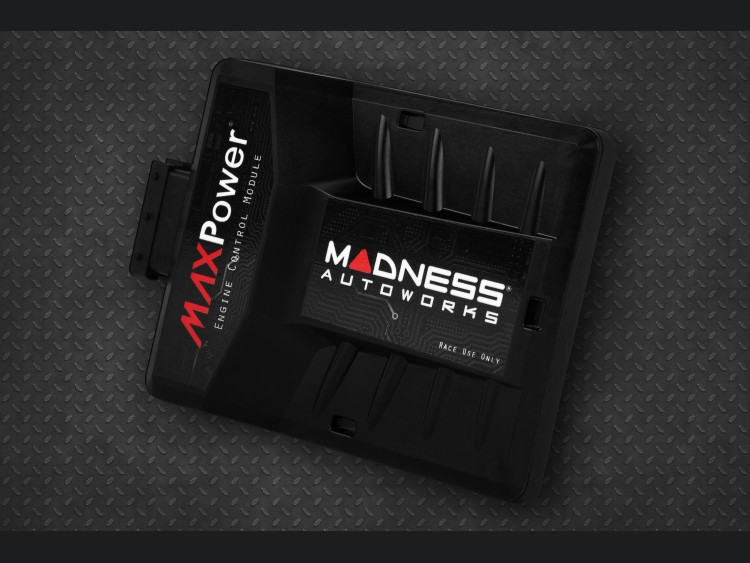Poster: 500 MADNESS Increase your performance by 18% to 20% with this MAXPower ECM by MADNESS!
