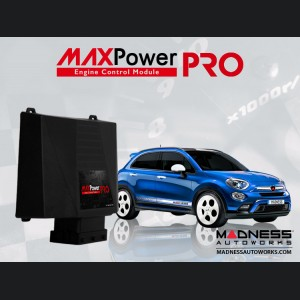 FIAT 500X Engine Control Module - MAXPower PRO by MADNESS - 1.4L Multi Air Turbo
