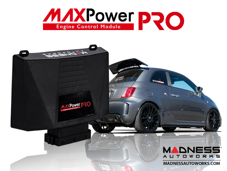 FIAT 500 Engine Control Module - MAXPower PRO by MADNESS - 1.4L Multi Air Turbo