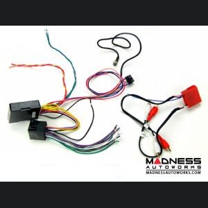 FIAT 500 Radio Upgrade Kit - Factory Integration Adapter