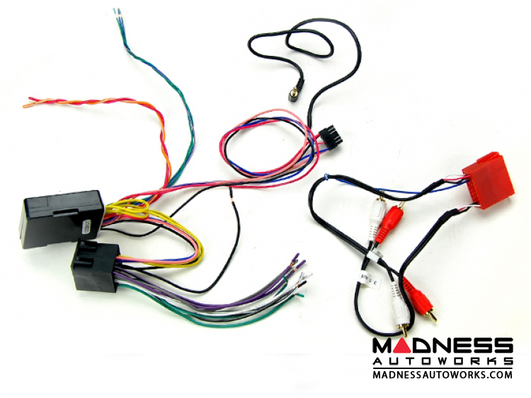 Fiat 500 Wiring Harness Wiring Diagram