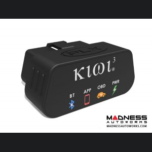 KIWI 3 OBDII Adapter - Scanner, Dyno and Data Logging - Bluetooth