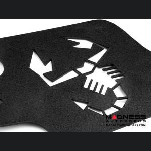FIAT 500 Engine Cover for MAXFlow Intake System - 1.4L Multi Air Turbo - Scorpion Design - Black