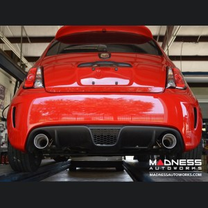 FIAT 500 ABARTH Performance Exhaust by MPx - Rear Section