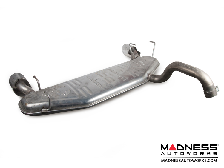 Fiat 500 Axle Back Exhaust Related Keywords Fiat 500
